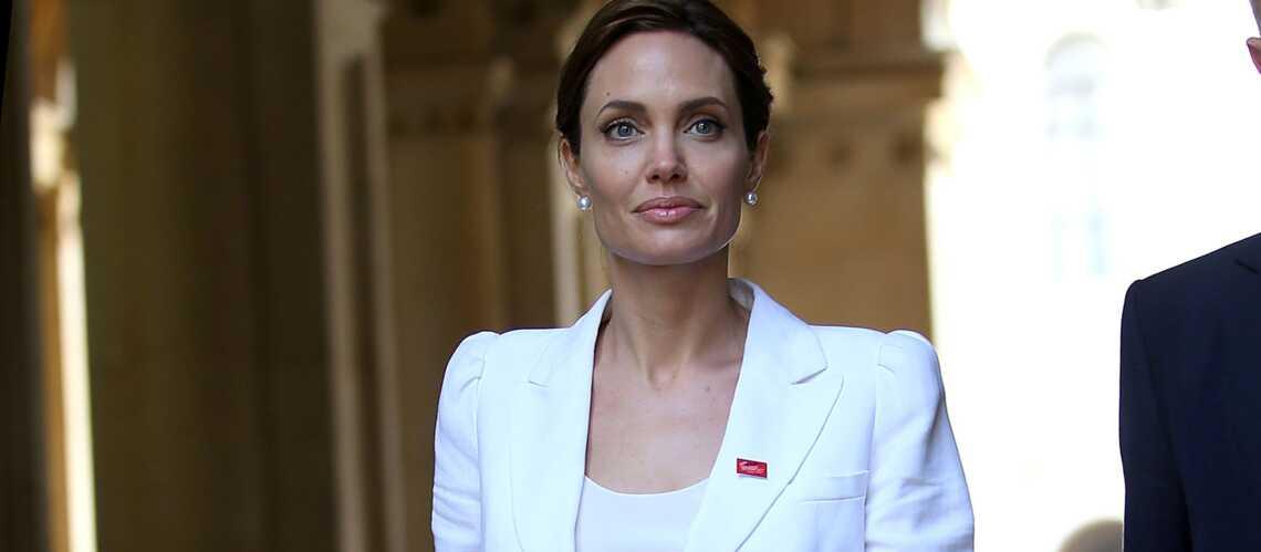Angelina Jolie, colombe de paix