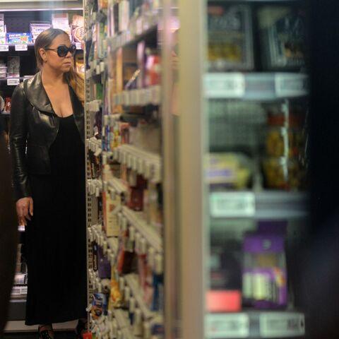 Mariah Carey: sa virée chez Carrefour Express fait le buzz