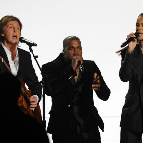 """Paul McCartney: """"Kanye West a donné ma chanson à Rihanna sans me prévenir"""""""