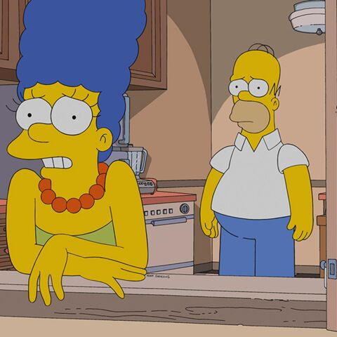 Homer et Marge Simpson: la fin d'un couple ?