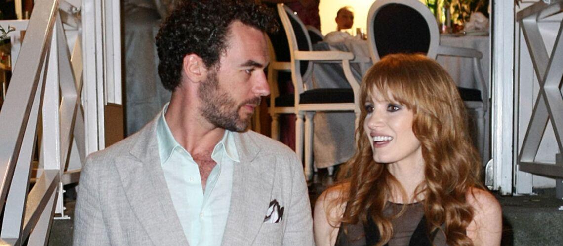 PHOTOS – Jessica Chastain s'est mariée: l'actrice a épousé son compagnon de longue date