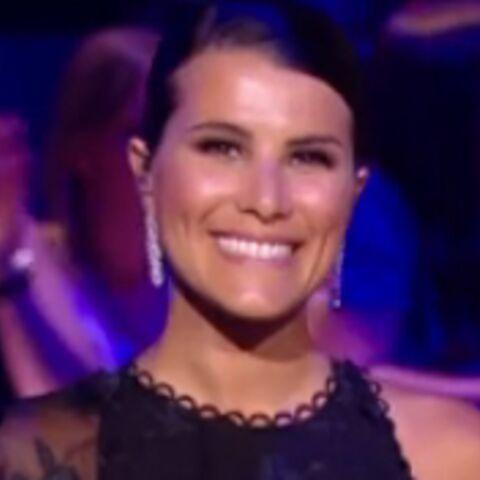 PHOTOS – la robe de Karine Ferri sur la finale de The Voice ne laisse personne indifférent