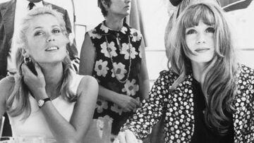 Cannes en famille: Catherine Deneuve et Françoise Dorléac