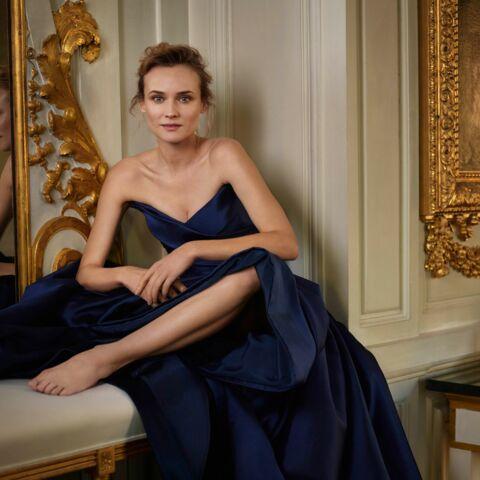 """Diane Kruger a le """"French art de vivre"""" dans la peau"""