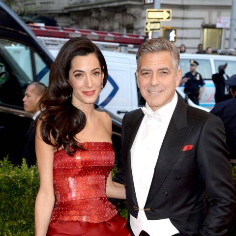 Pour George Clooney, Amal est «un être humain incroyable»