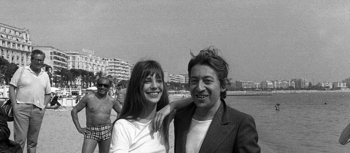 Cannes en famille: Les Gainsbourg
