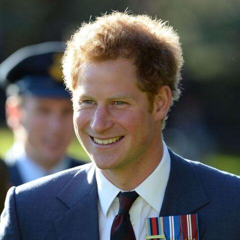 Le prince Harry n'est pas pressé de rencontrer sa nièce
