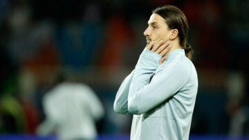 Photos – Zlatan ne parvient pas à oublier le PSG