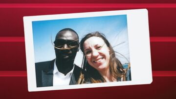 "Cannes Backstage by Instax – Le ""Red"" carpet d'Omar Sy"