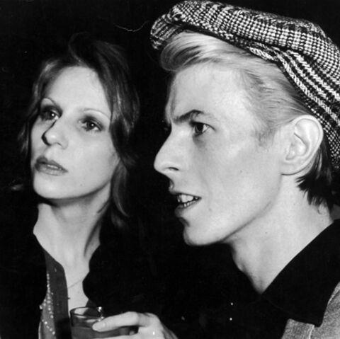 Ma rencontre avec Bowie…