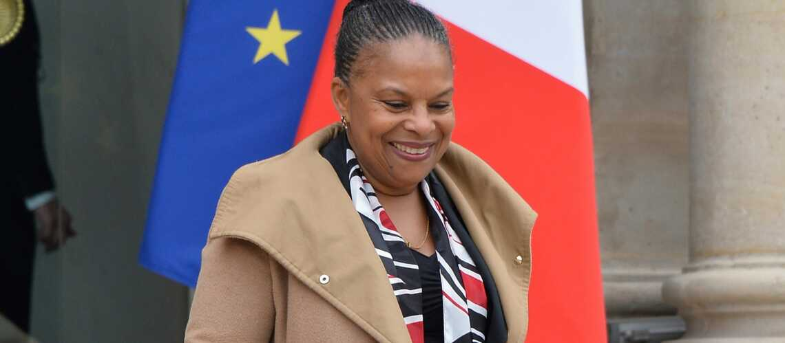 Christiane Taubira, digne dans la tourmente