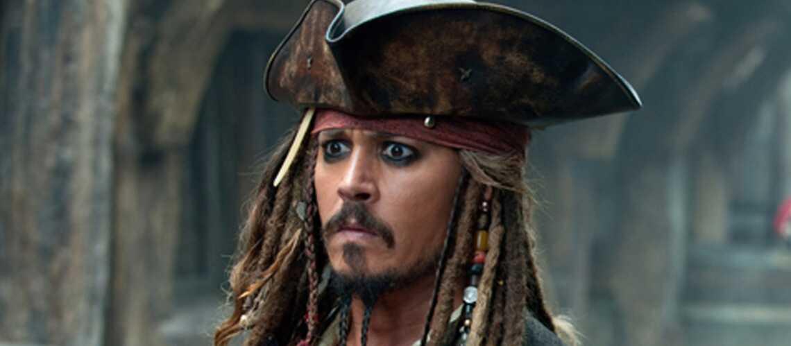Johnny Depp blessé et rapatrié aux Etats-Unis