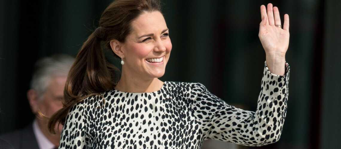 Princesse Kate enceinte: une fashionista qui a du chien