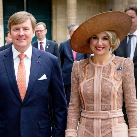 Photos – Maxima des Pays-Bas, une reine de l'élégance à l'Elysée