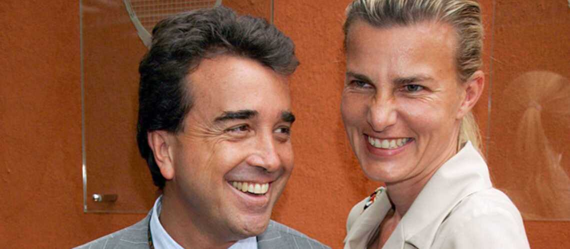 Arnaud Lagardère brise les cœurs