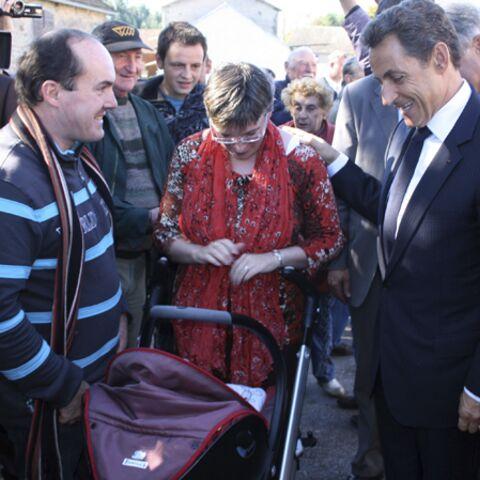 Nicolas Sarkozy, l'appel du berceau