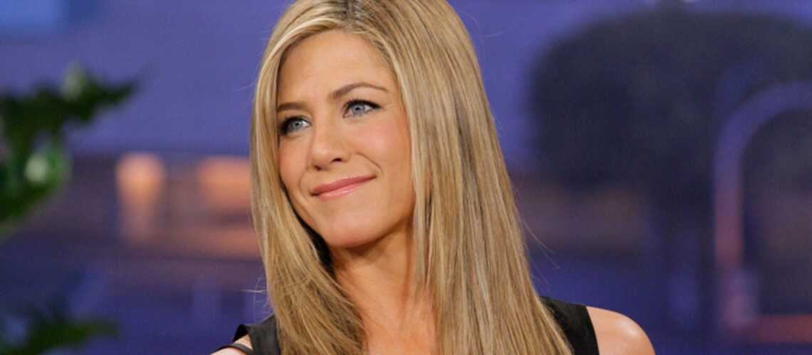 Jennifer Aniston muse capillaire