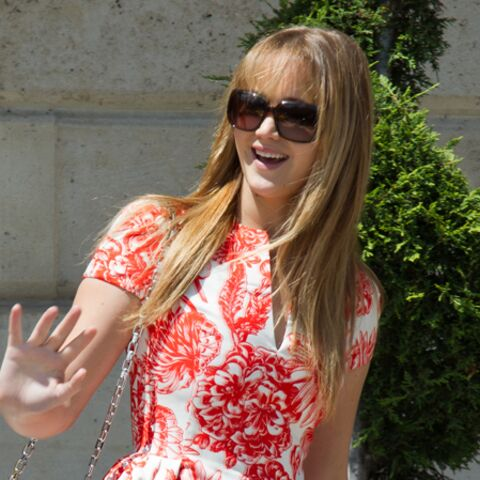 Jennifer Lawrence, égérie Dior