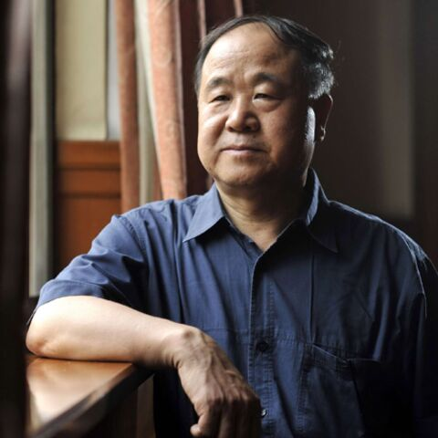 Mo Yan prix Nobel de littérature 2012