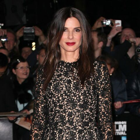 T'as le look… Sandra Bullock!