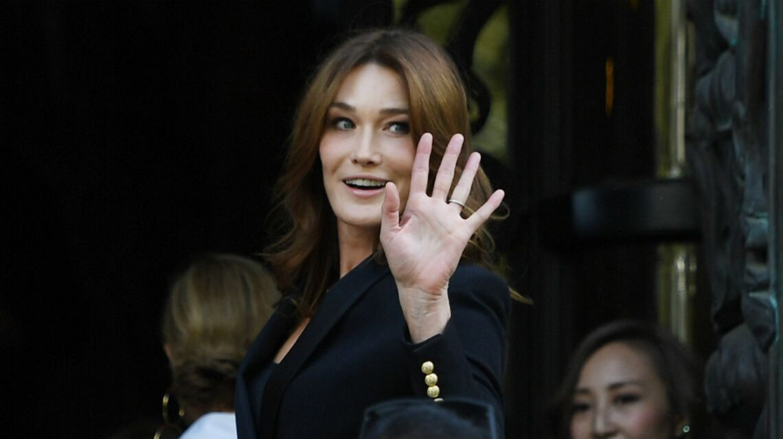 VIDEO- Quand Carla Bruni se moque du physique de Donald Trump