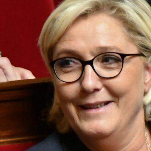 """Louis Aliot, le compagnon de Marine Le Pen confie qu'elle a eu """"un petit pépin de santé"""" avant son débat face à Emmanuel Macron"""