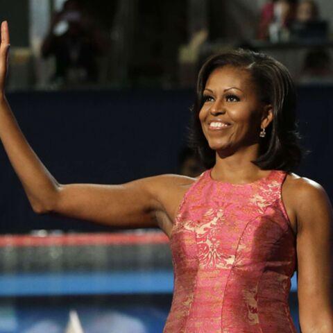 Dans le dressing de Michelle Obama