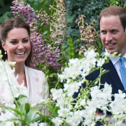 Photos – Kate et William: bons baisers de Singapour