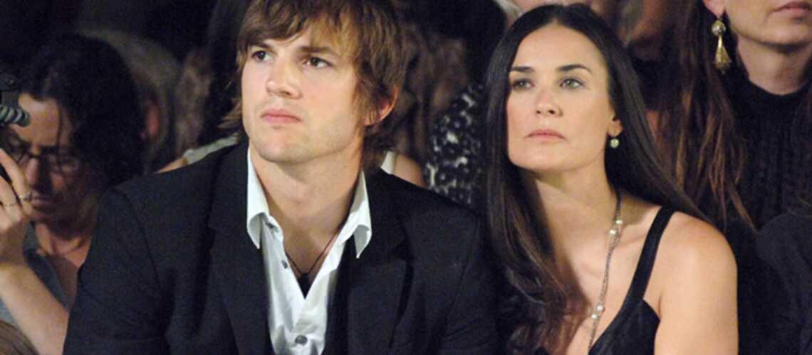 Ashton Kutcher et Demi Moore: leur divorce enfin finalisé