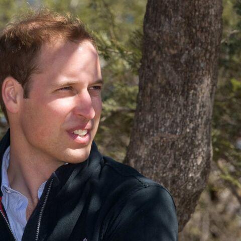 Le prince William: «J'emmenèrais George en Afrique»