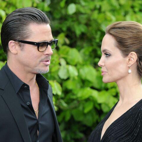 Brad Pitt et Angelina Jolie, l'histoire se répète (presque)