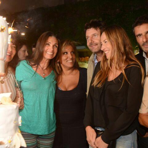 Gala By Night: Vanessa Demouy et Phillippe Lellouche fêtent les 10 ans de l'Hôtel de Sers