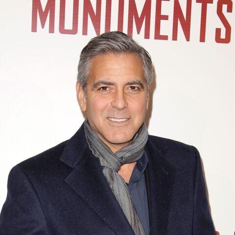 George Clooney dans Downton Abbey