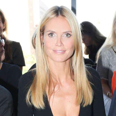 New York Fashion Week – Heidi Klum, Jessica Chastain… au défilé Michael Kors