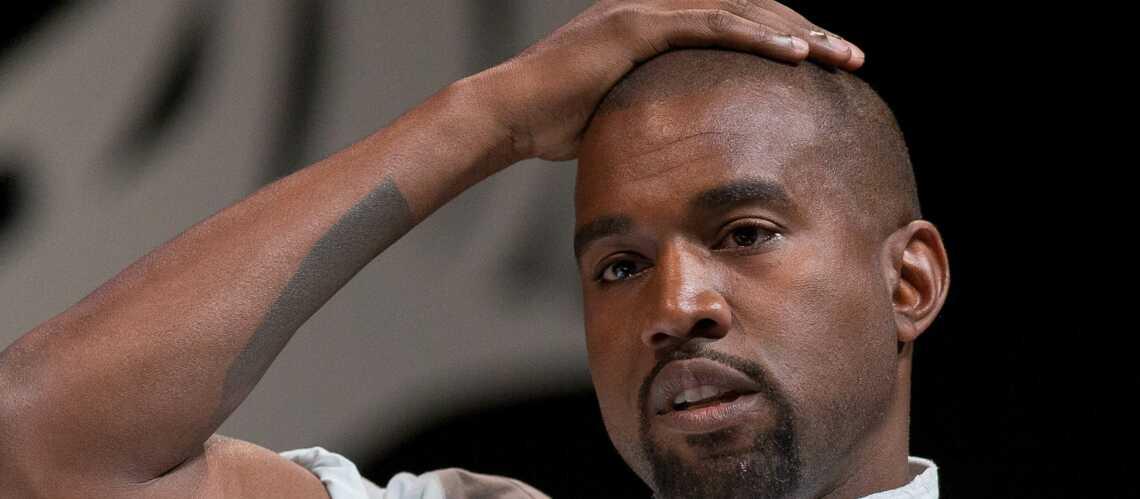 Kanye West emmené d'urgence à l'hôpital