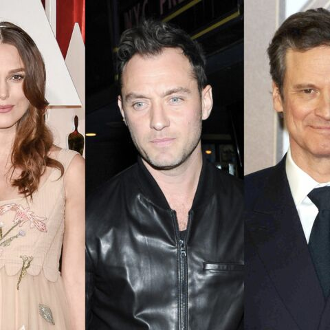 Keira Knightley, Jude Law, Colin Firth … Leur appel à l'aide à David Cameron
