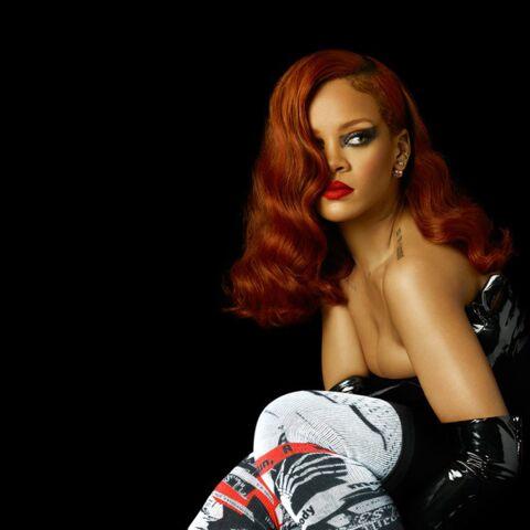 Rihanna est à vos pieds