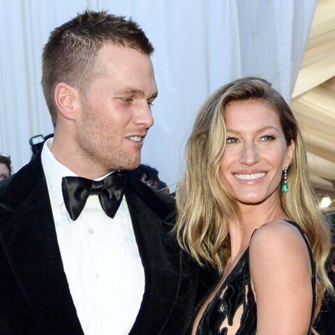 """Tom Brady et Gisele Bündchen: """"Tout va très bien entre nous"""""""