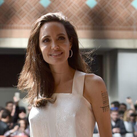 PHOTOS –Angelina Jolie tout sourire, accompagnée de ses enfants: la star époustouflante à l'avant-première de son film