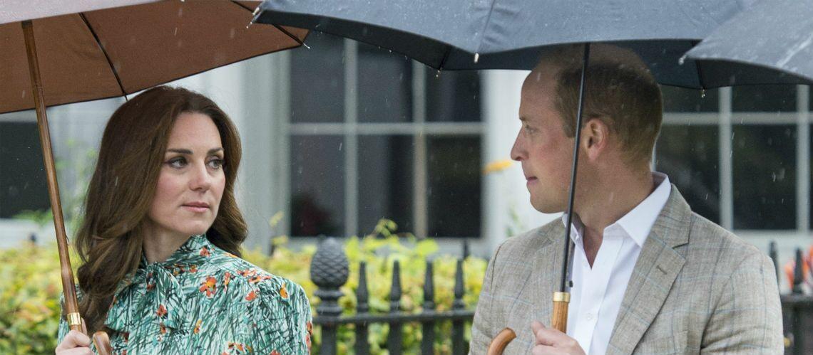 Quand le prince William sous entend que son bébé avec Kate Middleton pourrait venir plus tôt que prévu