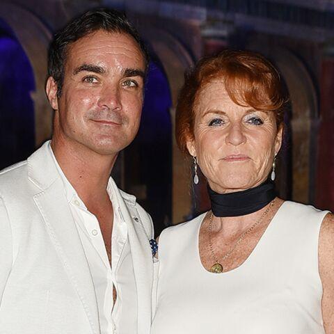 Sarah Ferguson surprise avec son ex en Italie