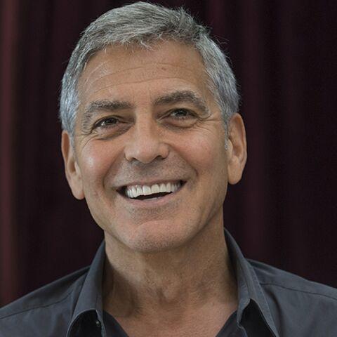George Clooney se moque des acteurs qui donnent des prénoms «débiles» à leurs enfants