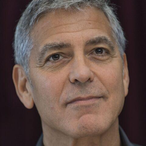 Selon George Clooney, ses jumeaux ont pris l'accent anglais