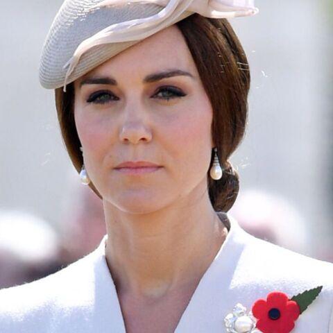 Pour l'accouchement de son 3e enfant, Kate Middleton veut briser la tradition