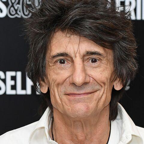Comme Johnny Hallyday, c'est sur scène que Ronnie Wood des Rolling Stones trouve la force de se battre contre le cancer