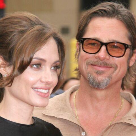 Brad Pitt et Angelina Jolie: la rumeur qui fait pschitt!