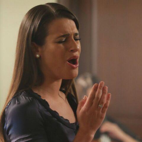 Lea Michele écrit une chanson pour Cory Monteith