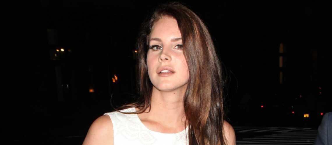 Lana Del Rey reporte son concert en Israël