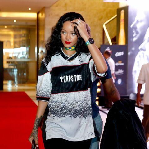 Rihanna à l'attaque de Liverpool?