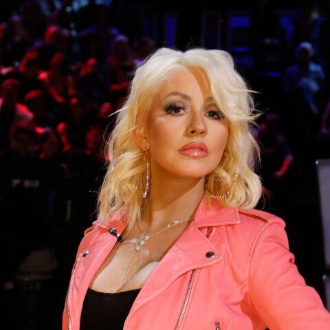 Christina Aguilera, topless sur Instagram
